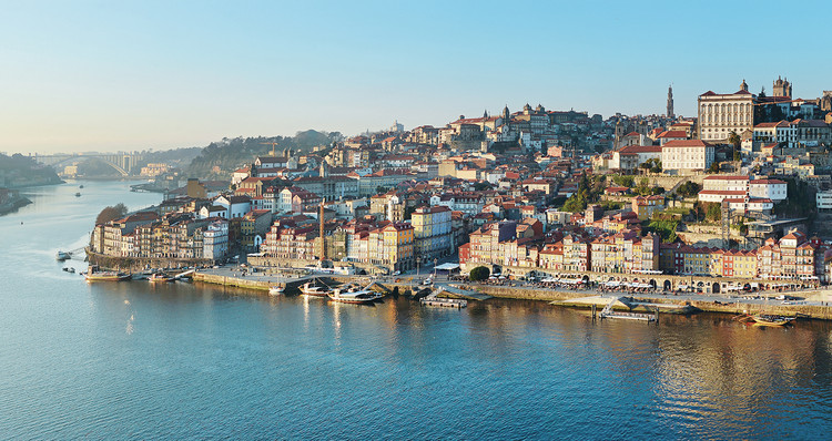 Architectural Adventures: Through Portugal and Northern Spain Architectural Tour, Oporto, Portugal