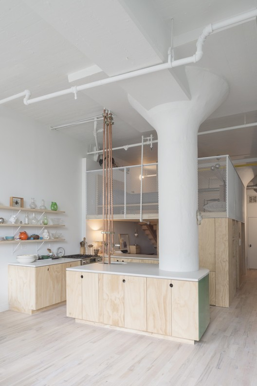 Bed-Stuy Loft / New Affiliates, © Michael Vahrenwald