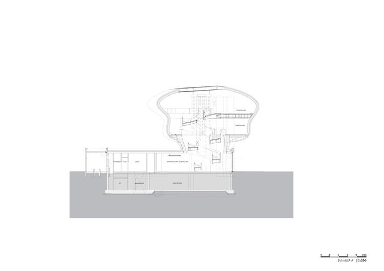 نمای عکس معماری بخش آ نمایشگاه