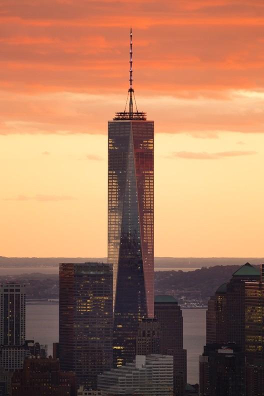 1. One World Trade Center, New York City ($3.9 billion). Image © James Ewing