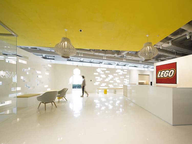 The LEGO Group, Shanghai / Robarts Spaces, © Yi Wang