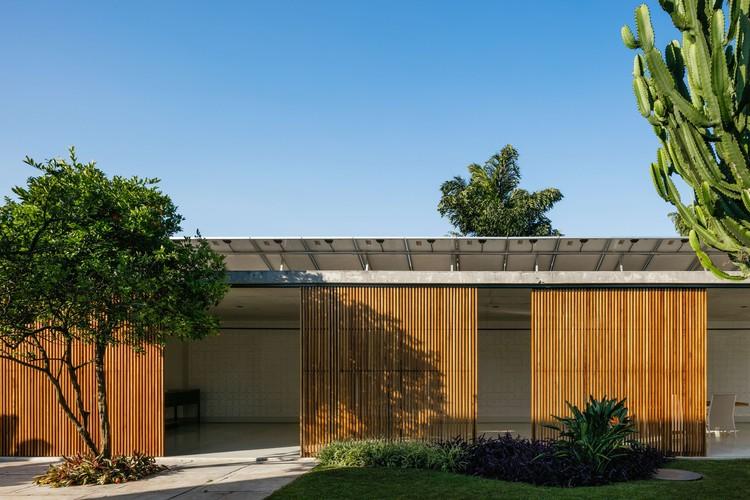 Residência no Campo Belo  / Jamelo Arquitetura, © Nelson Kon