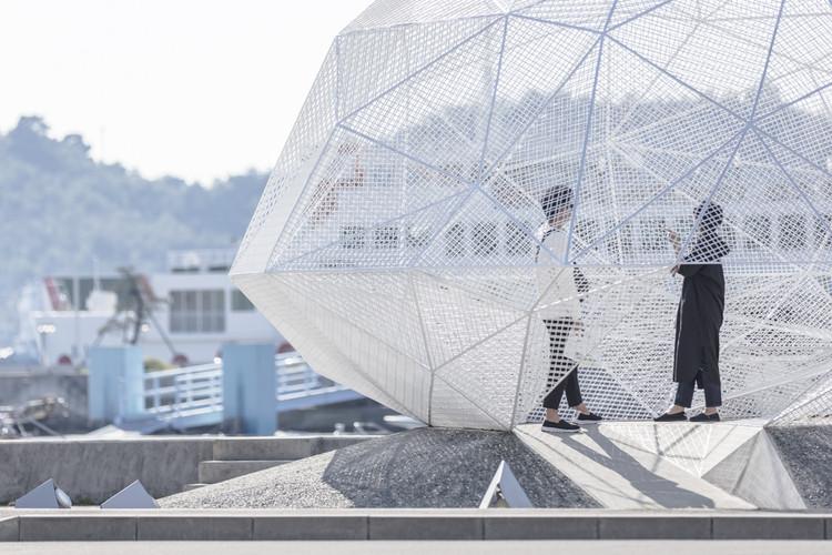 Sou Fujimoto's Naoshima Pavilion Photographed by Laurian Ghinitoiu, © Laurian Ghinitoiu