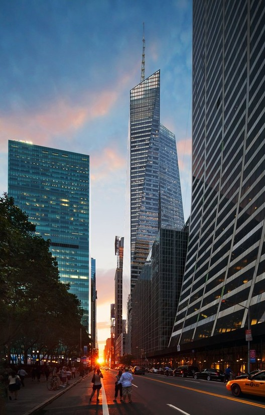 20. Bank of America Tower, New York City ($1 billion). Image Courtesy of Cook+Fox Architects