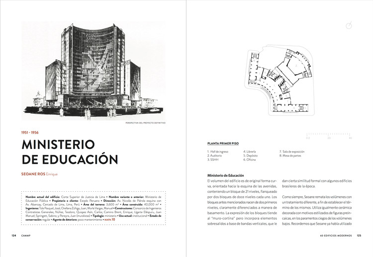 Cat logo arquitectura movimiento moderno per archdaily for Catalogo arquitectura