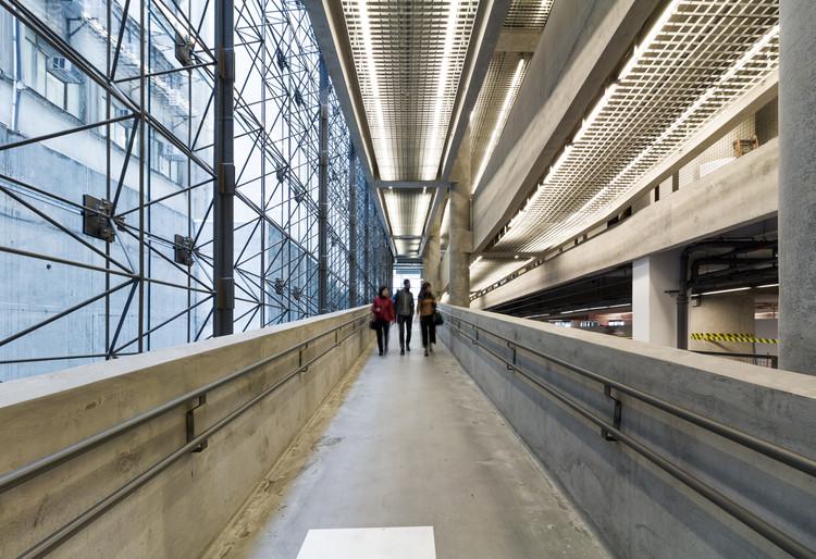 Sesc 24 de Maio e Instituto Moreira Salles: a tradição viva do modernismo paulista, Sesc 24 de Maio . Image © FLAGRANTE