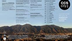 CCScity450: intervenciones urbanas para conmemorar 450 años de arquitectura y ciudad en Caracas, Venezuela.