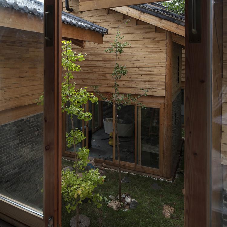 Baisha Old Town Retreat / Atelier8 + Atelier GOM, © Zhang Jiajing