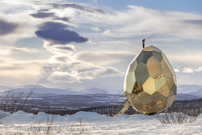 Solar Egg / Bigert & Bergström