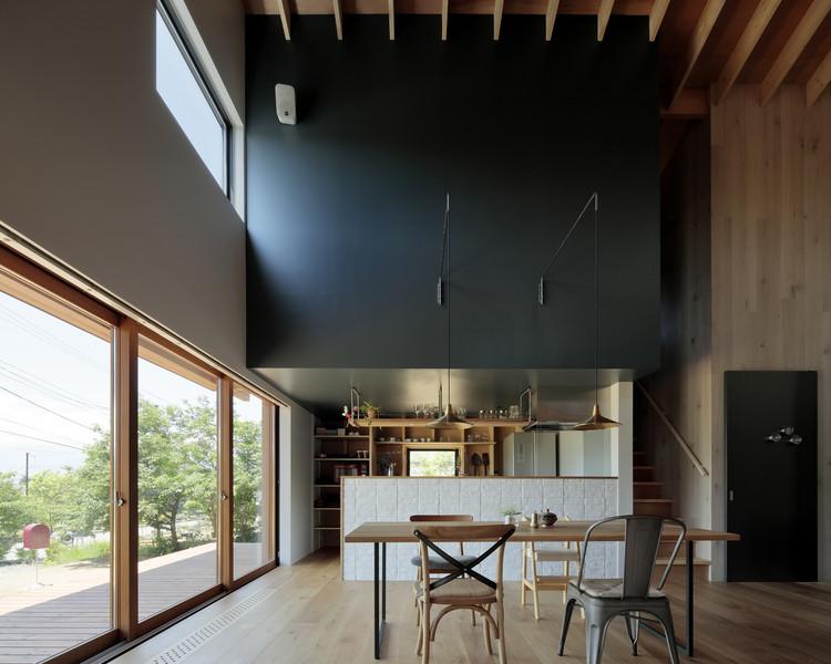 Tab House / Takanori Ineyama Architects, © Koich Torimura