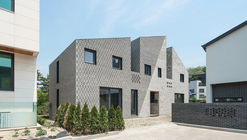 The Masonry House / stpmj
