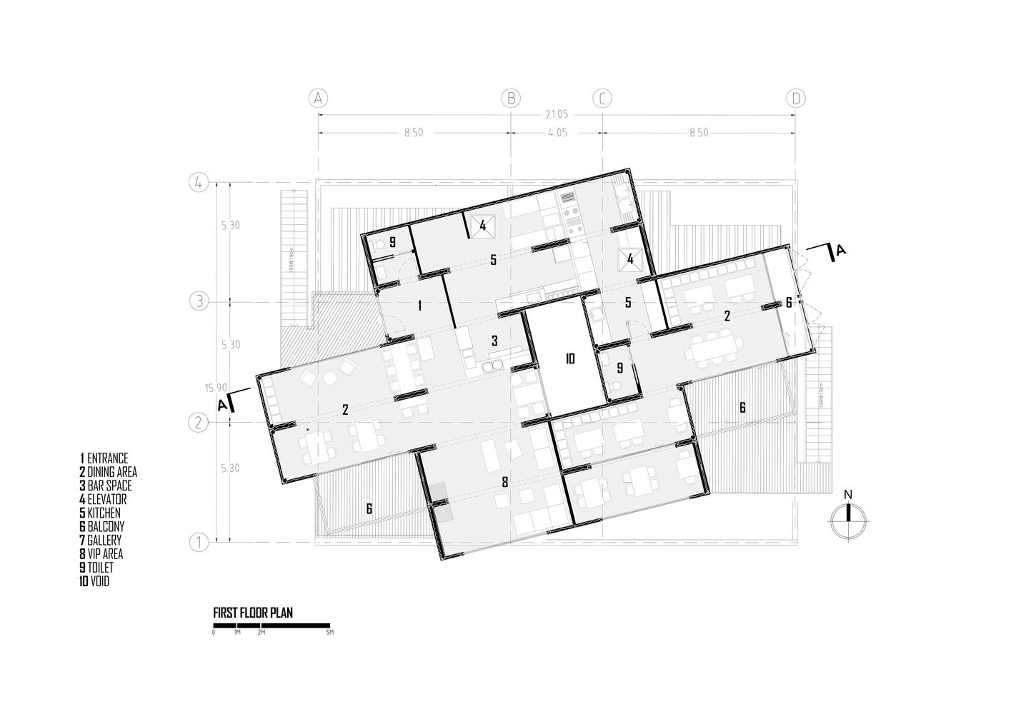 Cafe And Restaurant Floor Plan Beautiful Interior Design