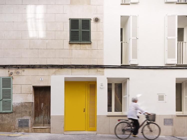 Carrer del Sol N°3 / Kresings Architektur, © Roman Mensing
