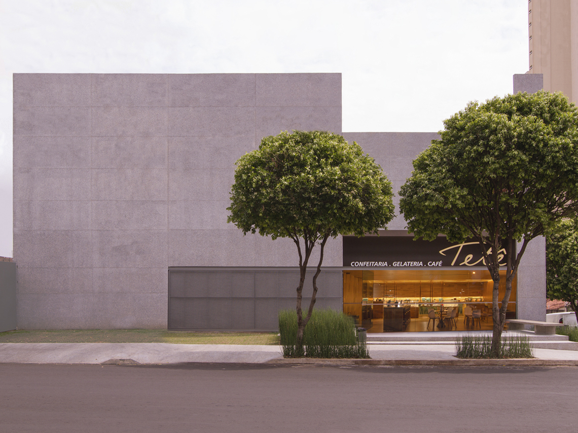 office building design ideas amazing manufactory. Tetê Bakery / Caracho Arquitetos Office Building Design Ideas Amazing Manufactory