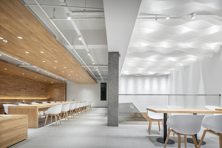 VII XII Restaurant / zones design + TORO design(VI), © Xuwei Xia