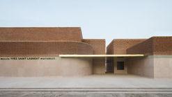 Museo dedicado a la trayectoria de Yves Saint Laurent abre sus puertas en Marruecos