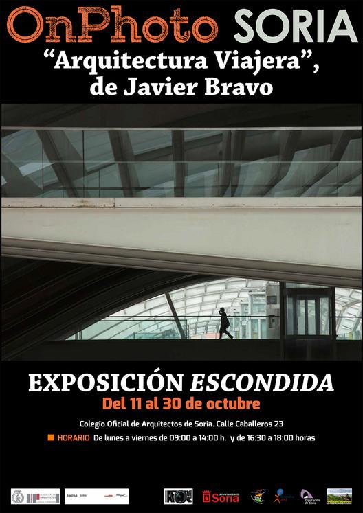 'Arquitecturas Viajeras' por Javier Bravo en OnPhoto Soria, ONPHOTO SORIA JAVIER BRAVO ARQUITECTURAS VIAJERAS