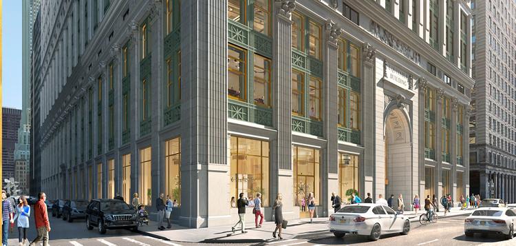 Projeto de US$50 milhões pretende renovar um dos primeiros arranha-céus de Nova Iorque, via Silverstein Properties