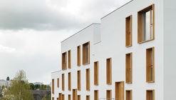 Viviendas Eden d'Ardennes / ateliers O-S architectes