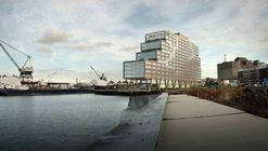 S9 Architecture's Dock 72 Tops Out in Brooklyn