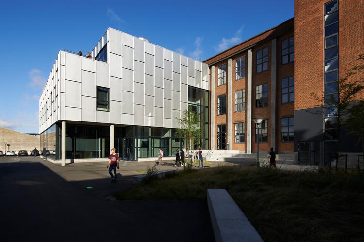 Aarhus Gymnasium / Cubo Arkitekter, © Martin Schubert
