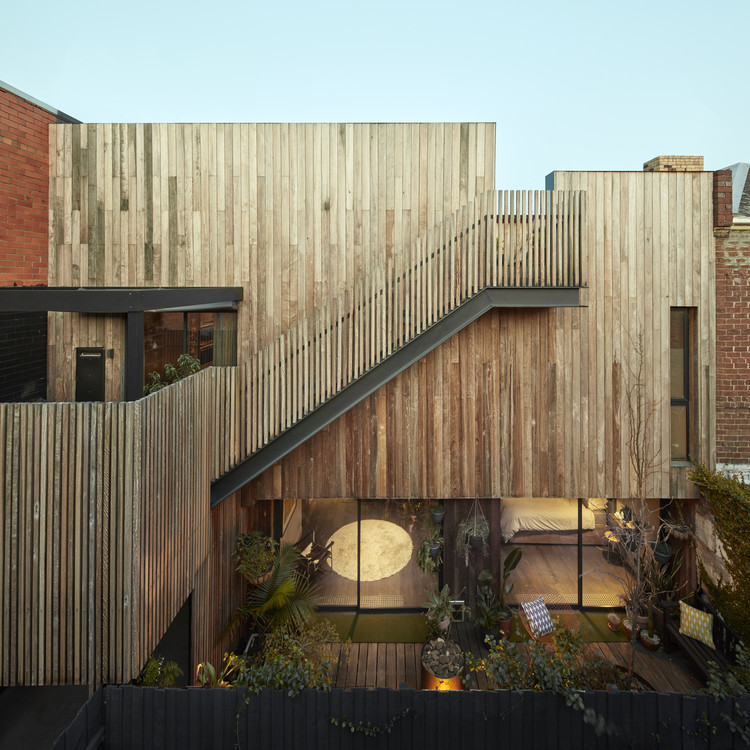 Crisp House  / Robert Nichol & sons, © Jack Lovel