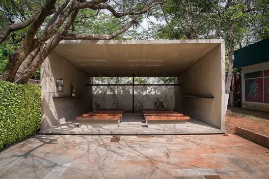 Capilla del jaguar / C Cúbica Arquitectos