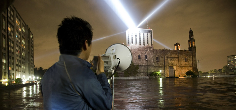 Giving People Agency in Public Space: The Artwork of Rafael Lozano-Hemmer, © Rafael Lozano-Hemmer