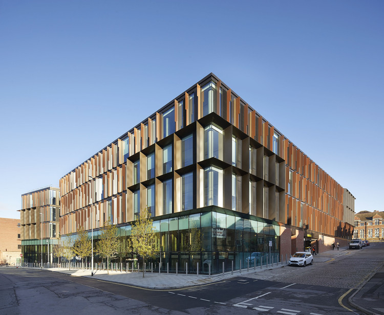 One Angel Square / BDP, © Hufton + Crow