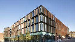 One Angel Square / BDP