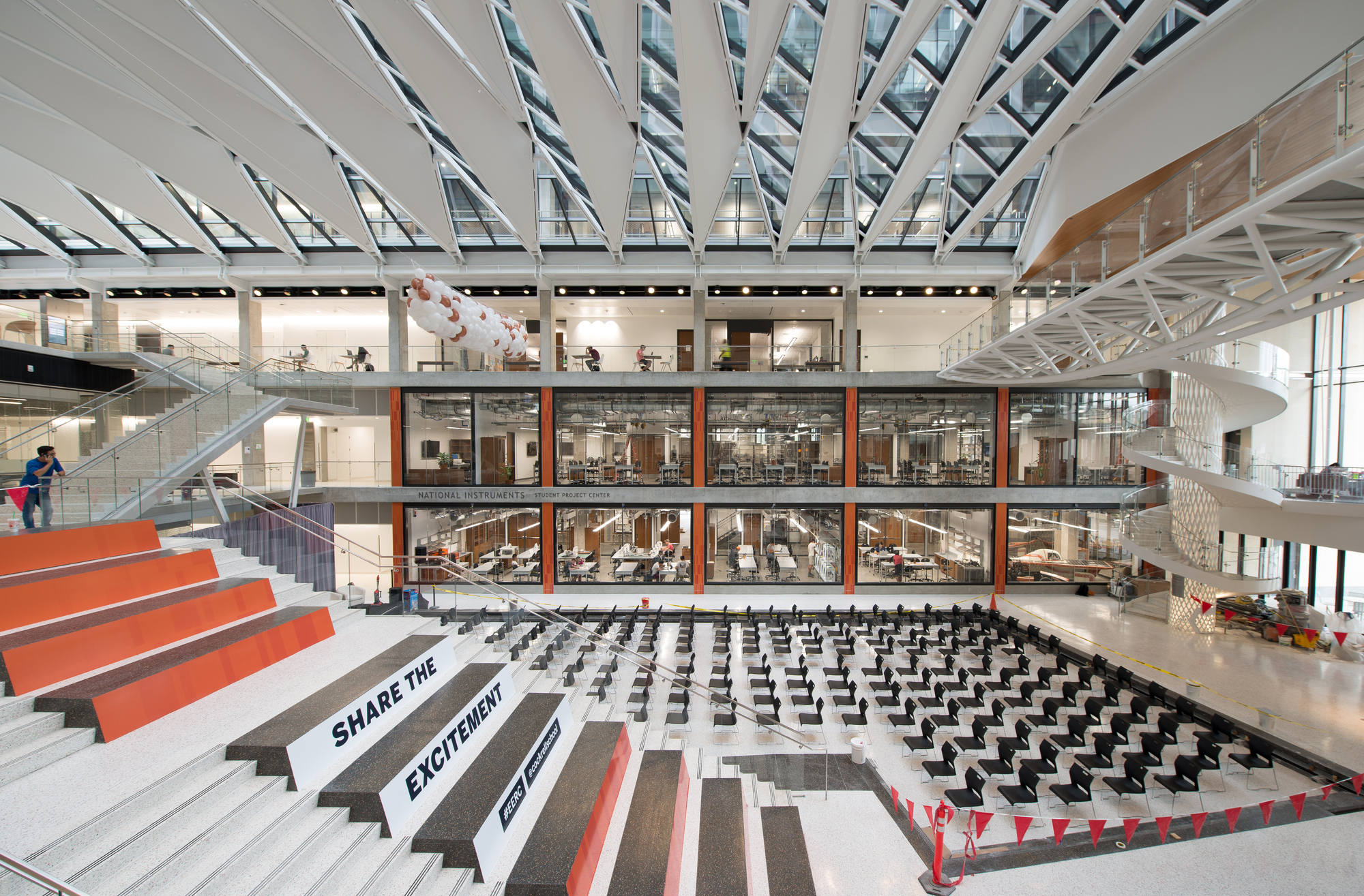 Eerc Todd Schliemann Of Ennead Architects With Jacobs Engineering Group Archdaily