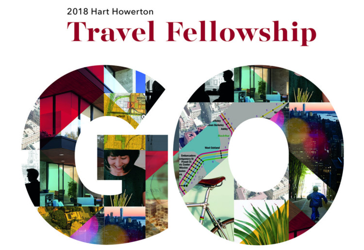 Call for Submissions: Hart Howerton 2018 Travel Fellowship Program, Global Design Firm, Hart Howerton Announces 2018 Travel Fellowship Program