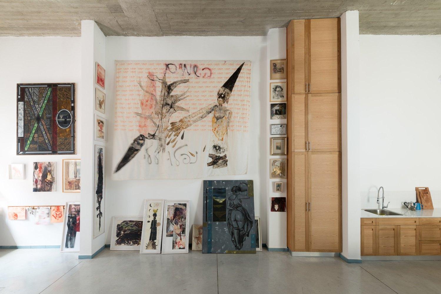 Gallery of Jaffa Art Apartment Building / Pertzov Architecture - 14