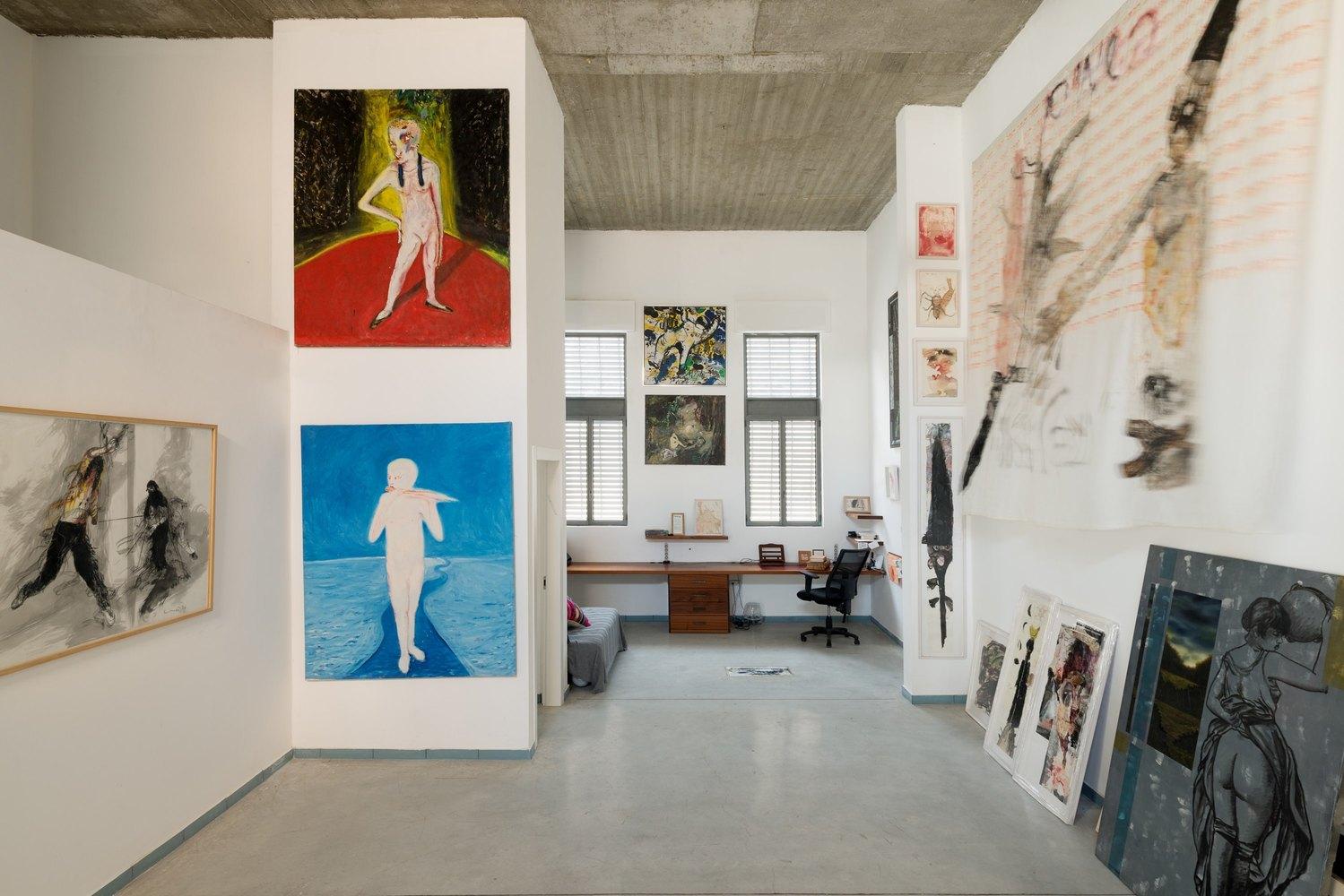 Gallery of Jaffa Art Apartment Building / Pertzov Architecture - 2