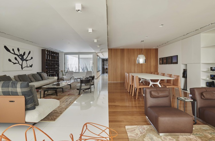 Apartamento MR  / Ângela Roldão, © Jomar Bragança