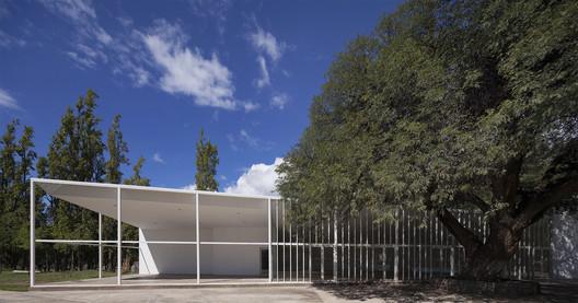 Premio CICA de Arquitectura Argentina: Salon Multiuso Cafayate / CCFGM. Image © Federico Cairoli