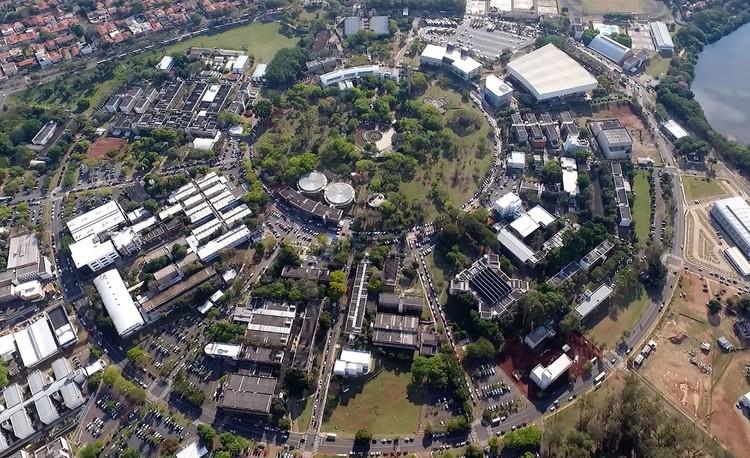 Quatro universidades brasileiras entre as dez melhores da América Latina, Unicamp. Image © Reprodução EPTV