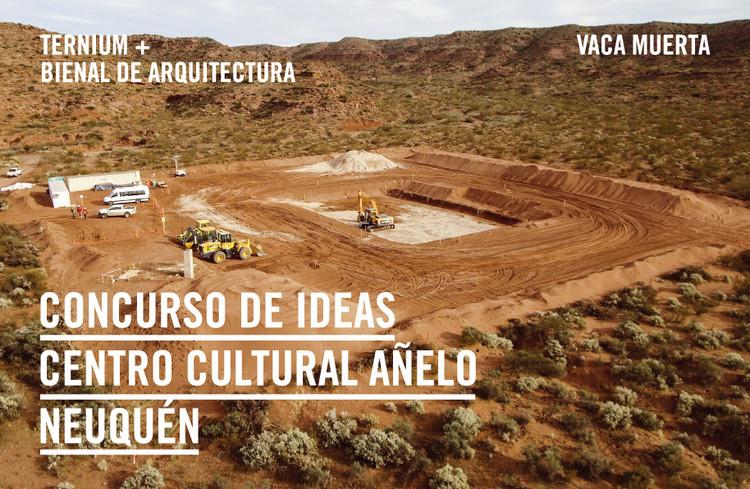 Concurso Internacional de Ideas Centro Cultural en Añelo Neuquén / Argentina