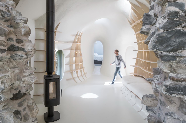 Ruin Studio / Lily Jencks Studio + Nathanael Dorent Architecture