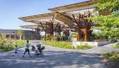 Indianapolis Zoo Bicentennial Pavilion and Promenade / RATIO Architects
