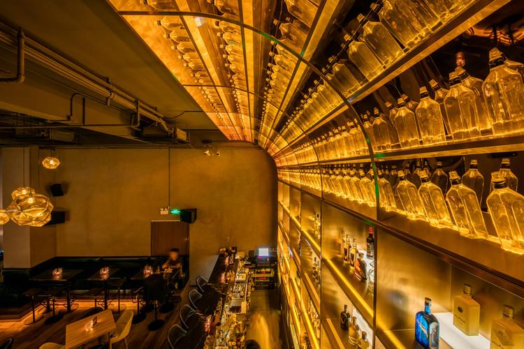 Ciao Amici Bar / Hejidesign Shenzhen, © Tony Chen