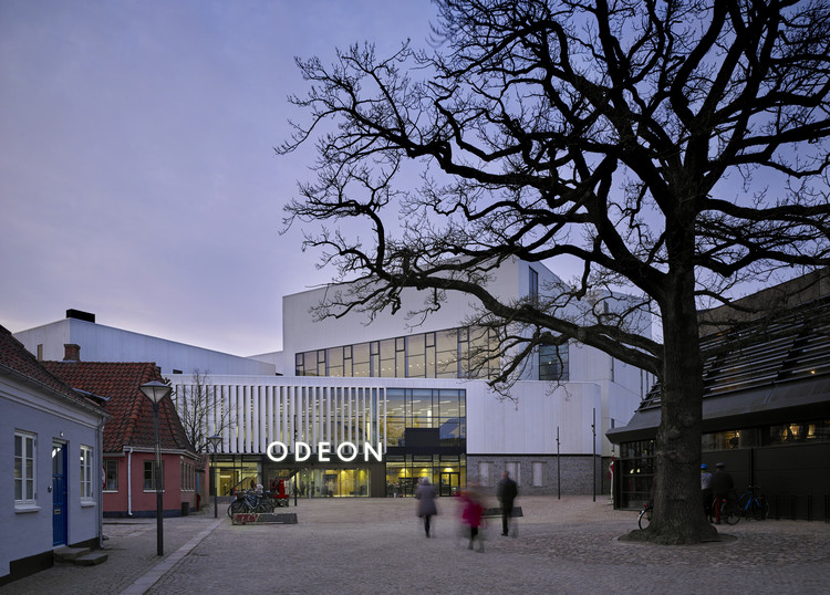 Odense Music and Theatre Hall / C.F. Møller, © Kirstine Mengel