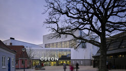 Odense Music and Theatre Hall / C.F. Møller