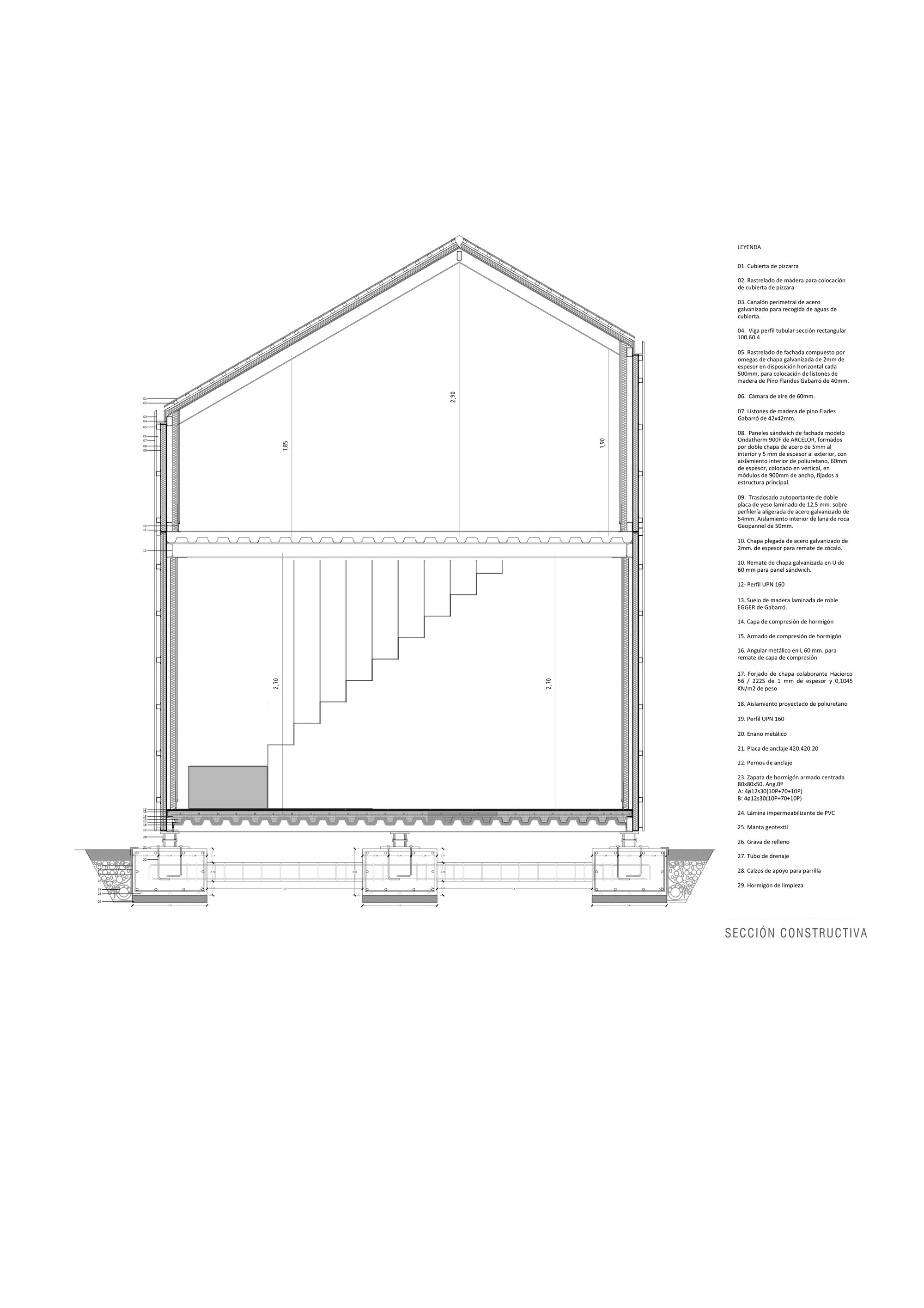 Gallery Of Montaña House Baragaño 28