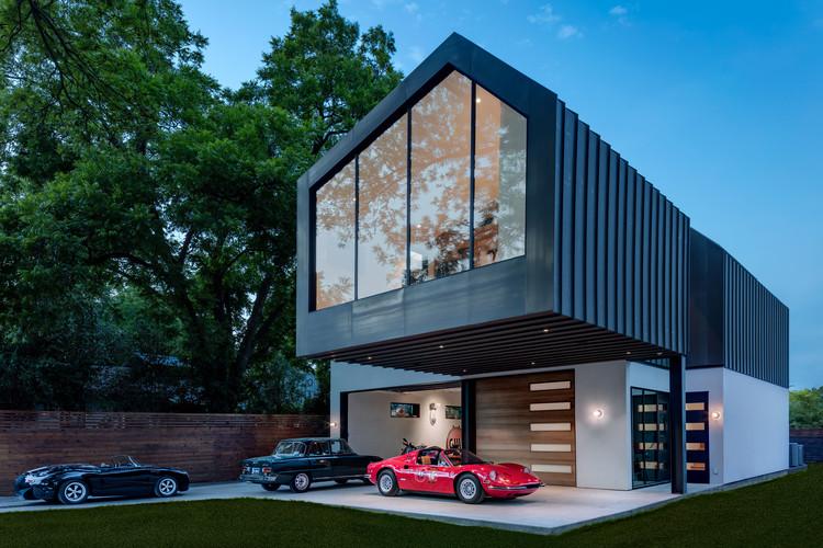 AUTOHAUS / Matt Fajkus Architecture , © Charles Davis Smith