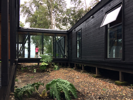 Casa Corredores / SAA  arquitectura + territorio