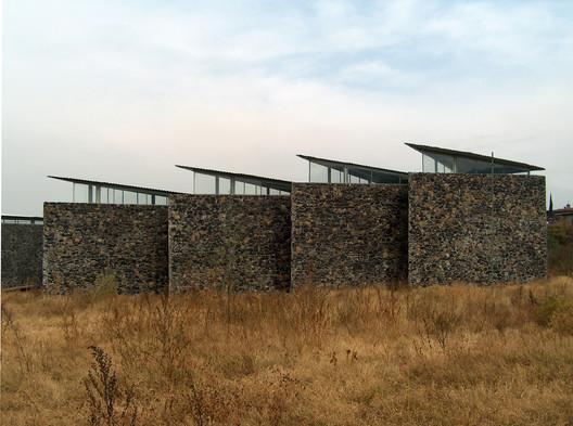 Cortesía de Taller de Arquitectura Mauricio Rocha + Gabriela Carrillo