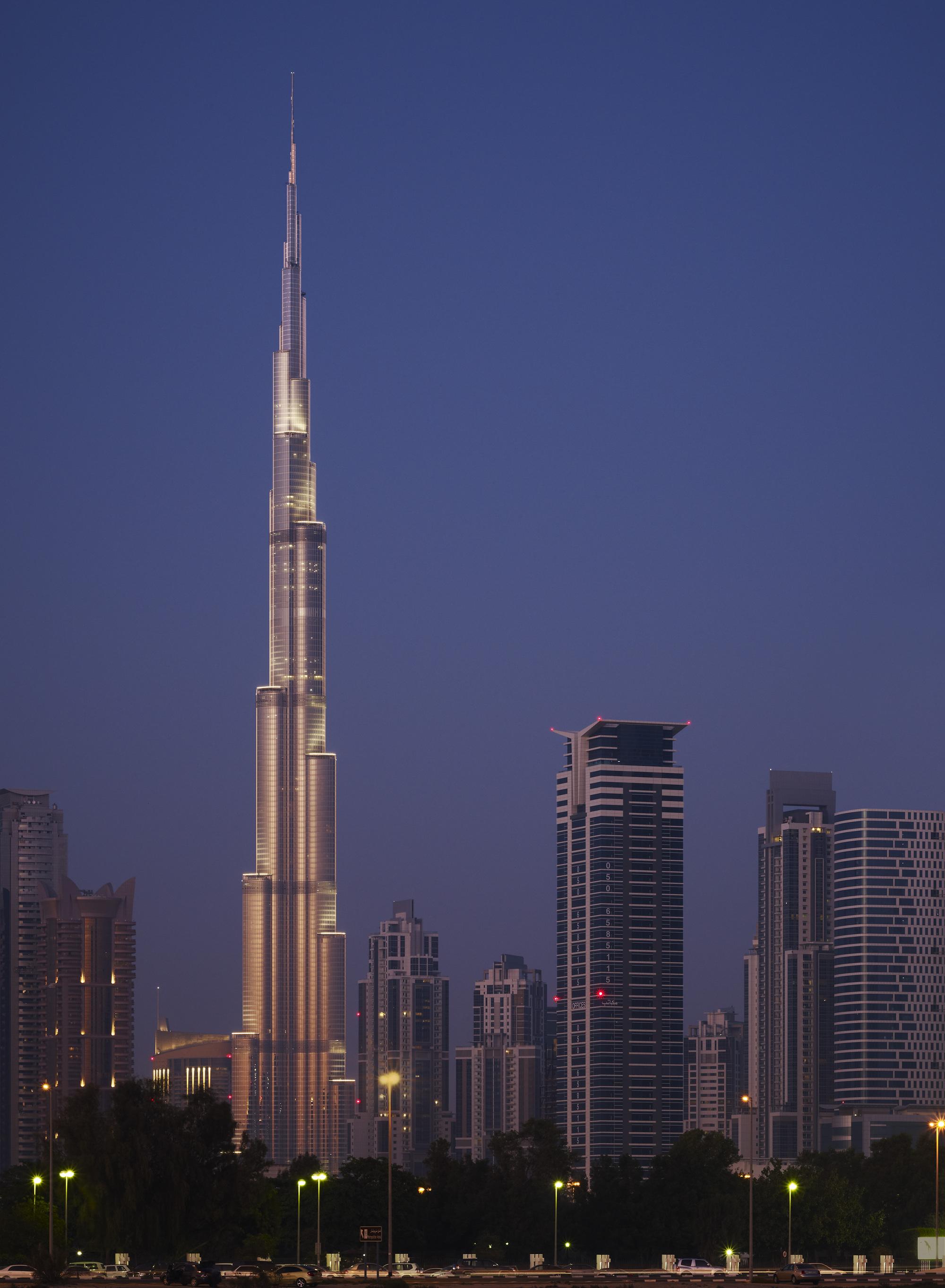Gallery of Burj Khalifa / SOM - 12