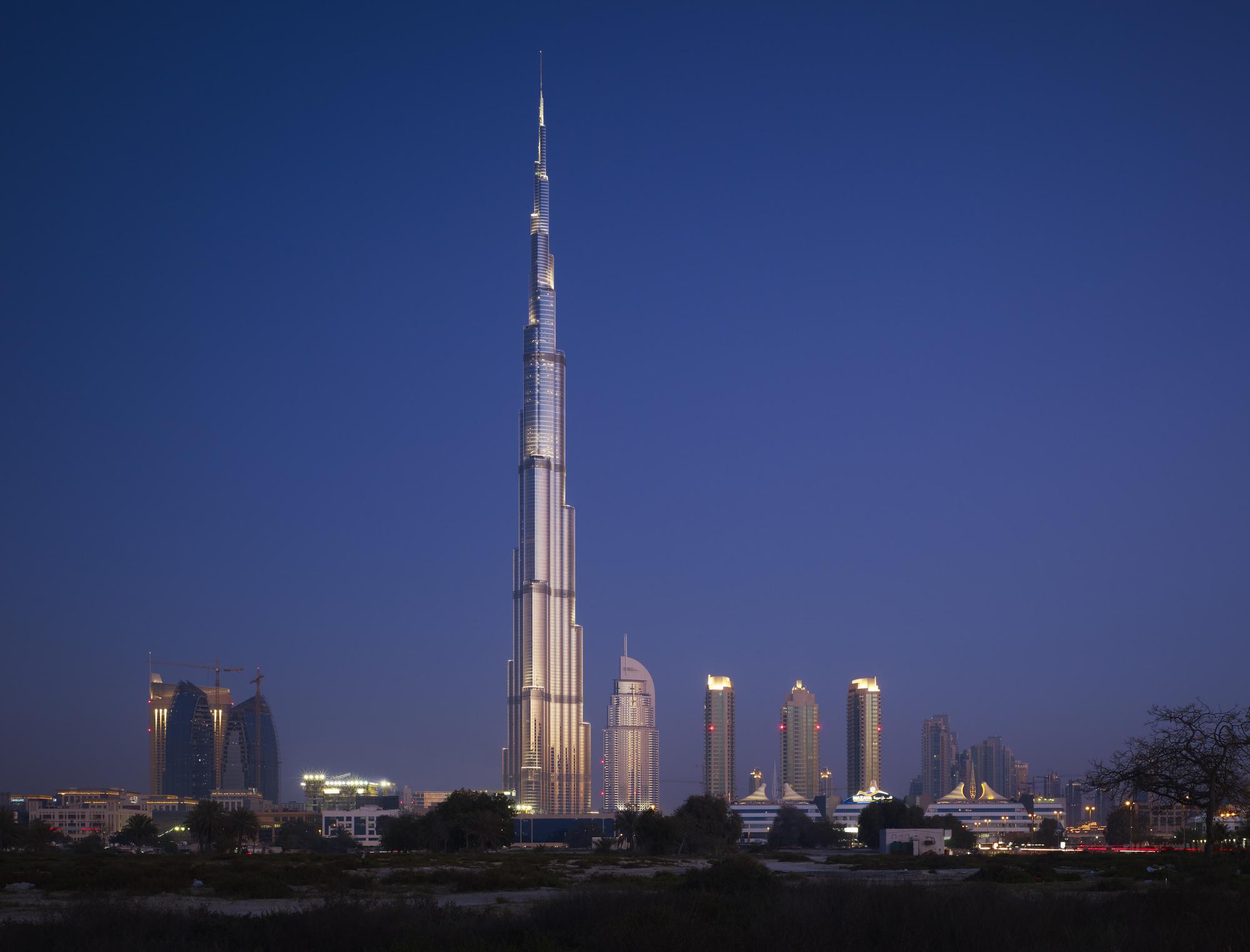 Gallery of Burj Khalifa / SOM - 20