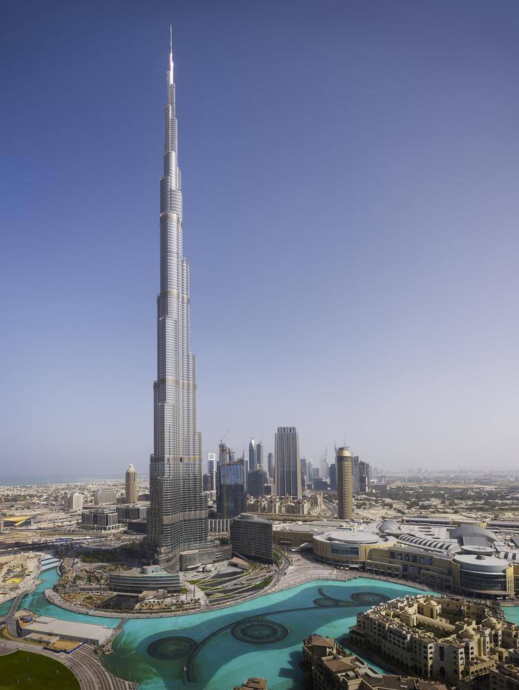 Gallery of Burj Khalifa / SOM - 5